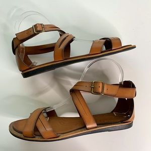 Clarks Billie Jazz Honey Ladies Strap Sandals